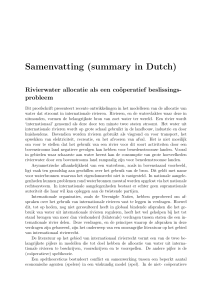 Samenvatting (summary in Dutch)