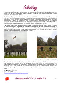 remembrance weekend 11-12/11/2012
