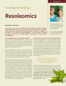 resoleomics - Natura Foundation