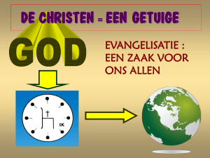 Dit is evangelie!