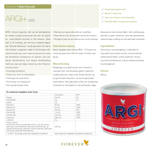 ARGI+(320) - Forever Living Products