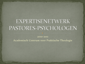 expertisenetwerk pastores-psychologen