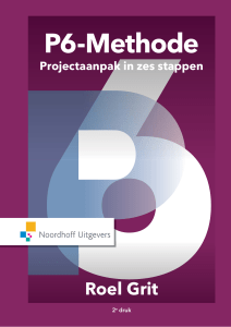 p6-methode-projectaanpak-in-zes-stappen-roel-grit