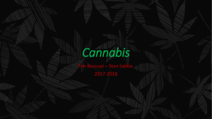 PPT BIO cannabis