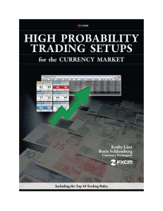 Forex High Probability Trading Setups for The Currency Market PDF-Book | Kathy Lien & Boris Schlossberg